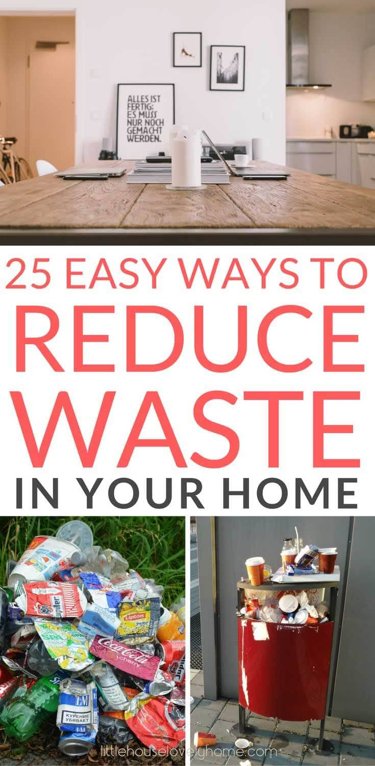 Want to reduce the amount of waste your home creates? These tips are a must-read.