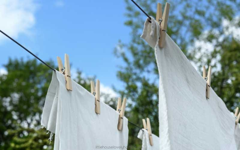 How to Line Dry Clothes: Save Money and Extend the Life of Your Items