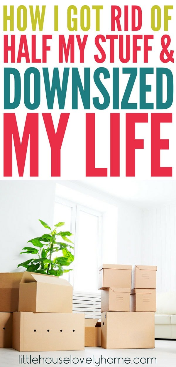 Moving to a smaller home with kids - we downsized to a smaller home so we could travel more. Downsizing has enabled us to live a fuller life and enjoy more family time. Here are all the details on how we moved from large house to small house.