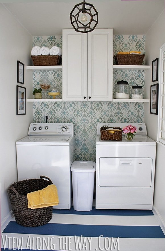 14 Small Laundry Room Ideas That Ll Make You Swoon