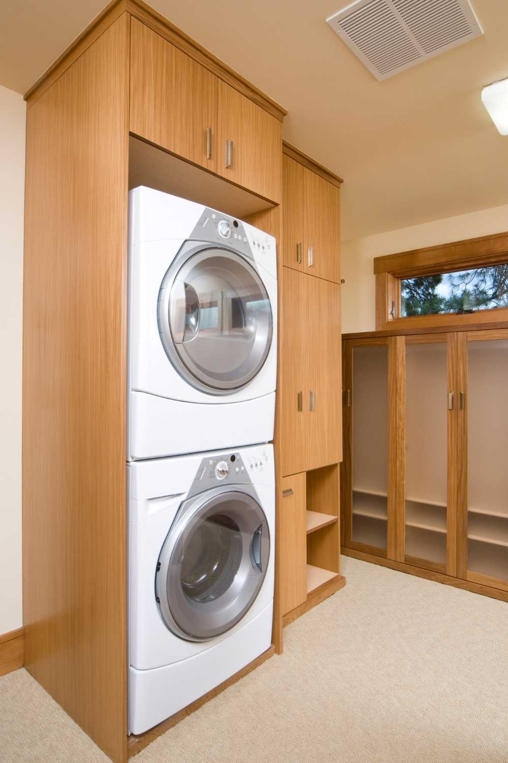 20 Small Laundry Room Ideas That'll Make You Swoon