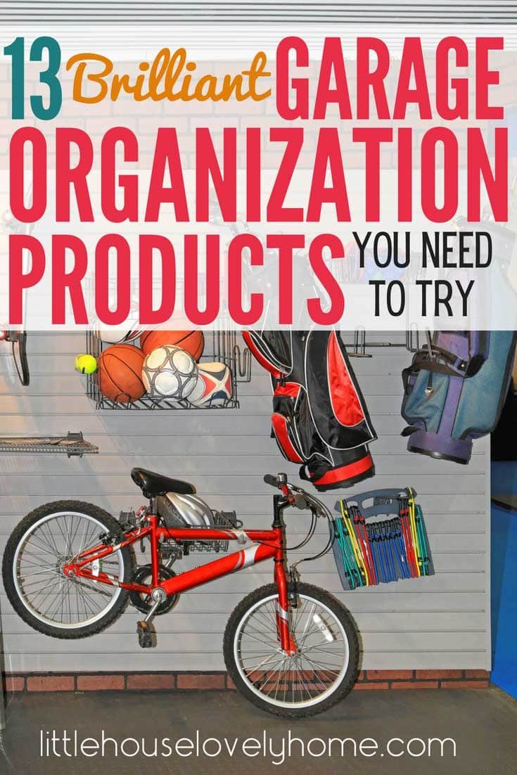 The best garage storage system for you depends on a variety of factors such as how much stuff you need to store, the sort of items you want to store as well as how much space you have. Once you start to consider these factors you will be one step closer to having a clutter-free garage. In this guide, I am not only going to take you through the various garage storage systems available, but I will help you choose which is the best garage organization system for you and hopefully give you some garage organization tips along the way.