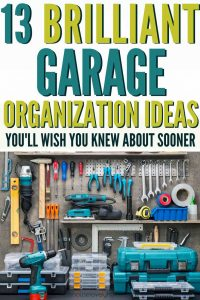 Whether you are looking for a two car garage organization system or single car garage organization ideas, cheap garage storage or a high-end solution, maybe you are after a garage tool organization system or bicycle garage storage racks – whatever your storage issue, there is an answer for you in this guide.