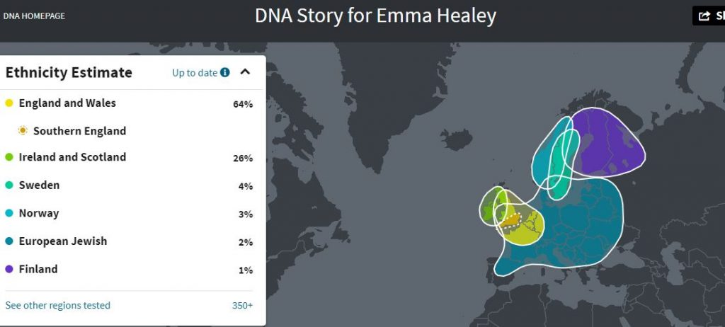 Looking for gifts for minimalist friends or family? Definitely consider the Ancestry DNA Kit, the results are super fun.