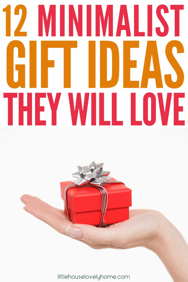 Wondering what to get a minimalist for their birthday or other occasion? This list of the best gifts for minimalists includes useful gift ideas, the best consumable gifts and loads of neat gifts for the minimalist in your life.