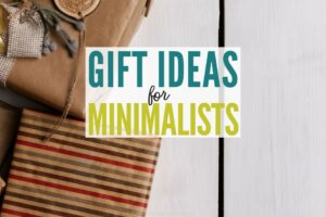 Gifts for Minimalists: A Thoughtful Guide to Minimalist Gift Giving
