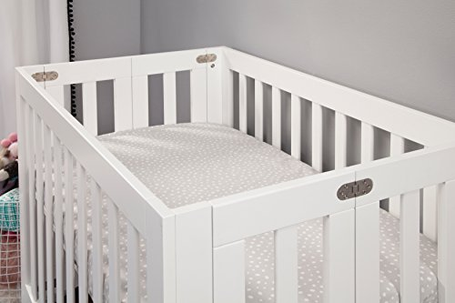 One Of The Main Reasons Babyletto Origami Tops List For Best Mini Cribs Is Its Adaptability It S A Great Option To Have If You Plan On Using