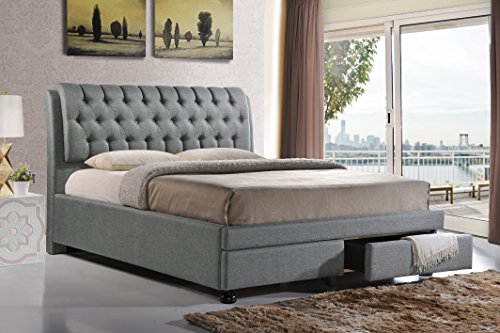 best storage bed bed frame another beautifully designed modern bed with lots of storage the baston studio ainge contemporary button platform combines fashion and function the best storage beds for maximizing space in your home
