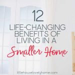 Living in a small house with a family - we've done it for over three years now. Here's why we love it!