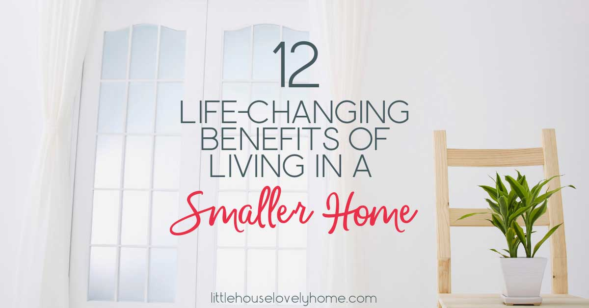 Living in a small home with a family - we've done it for over three years now. Here's why we love it!