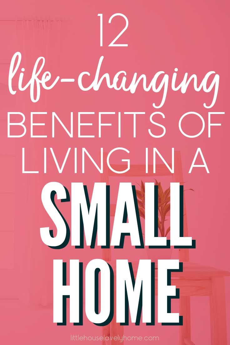 Living in a small home can make your life better, by giving you more disposable income and more time for enjoying your family. If you've ever considered downsizing to a smaller home, you'll want to check out this post.