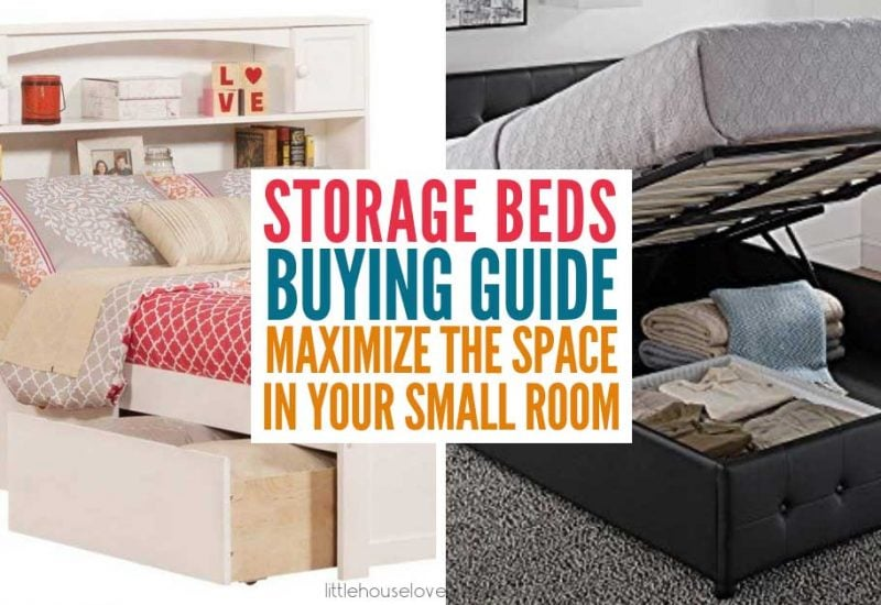 The Best Storage Beds for Maximizing Storage Space in Your Home