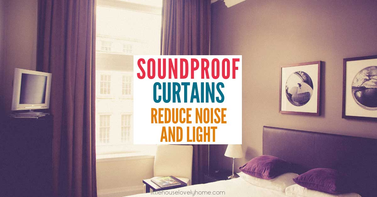 Review of the best soundproof curtains on the market today
