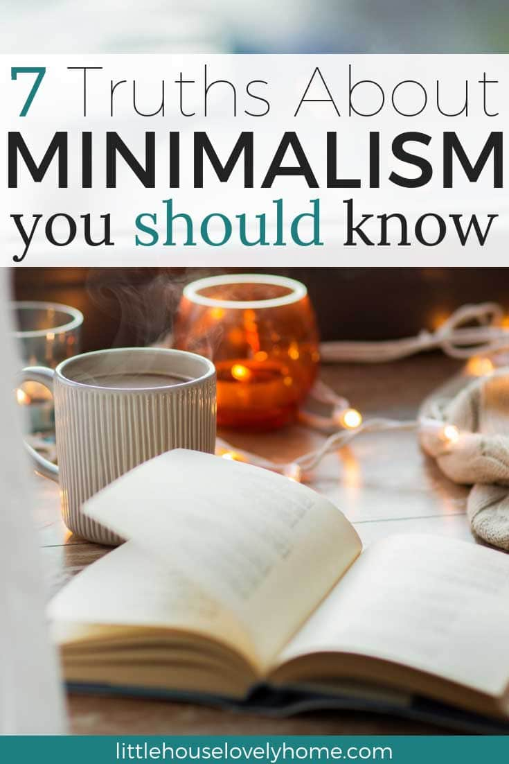 If minimalism is getting you down, you may need a rethink. This realistic approach to minimalism simply takes the best and most relevant parts of the concept and applies them where it can. Minimalist living isn't a prescription, apply the minimalism tips that best suit your life and ignore the rest.