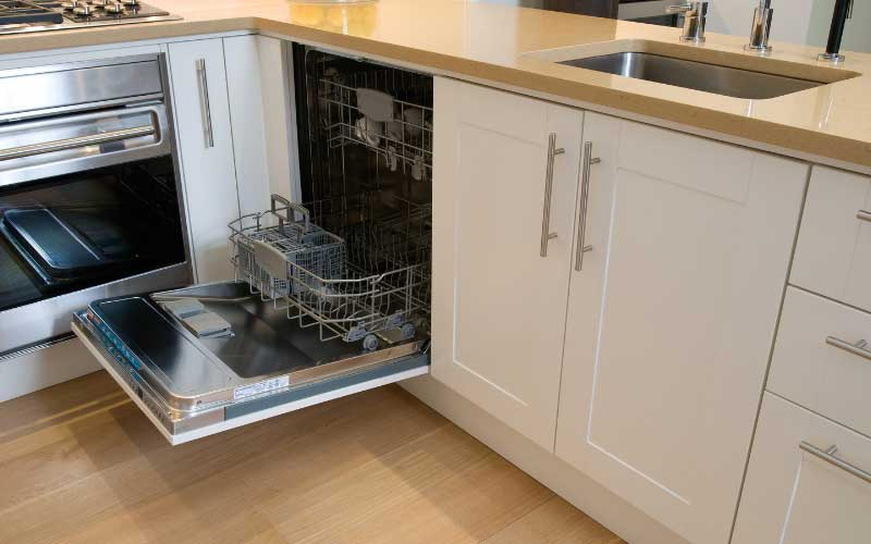 Small kitchens used to mean no dishwasher. Not anymore. These are the best 18 inch dishwashers on the market today. They are compact, look great and function the same way as a full sized dishwasher.