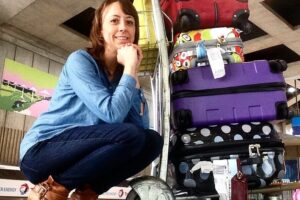 How One Woman Downsized Her Life to Move to Paris