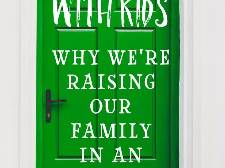 Downsizing with a Family: Why We're Downsizing with Kids