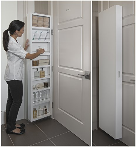 This Behind-The-Door Cupboard Could Solve All Your Storage Problems