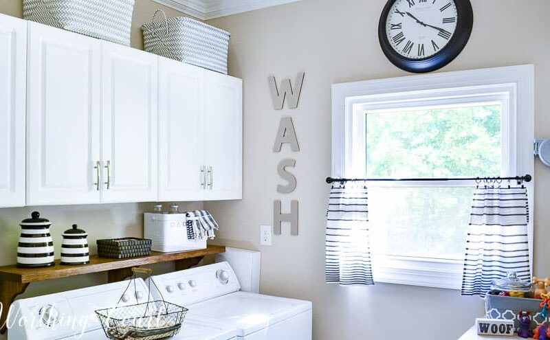 15 Inspirational Laundry Room Decor Ideas You Will Love
