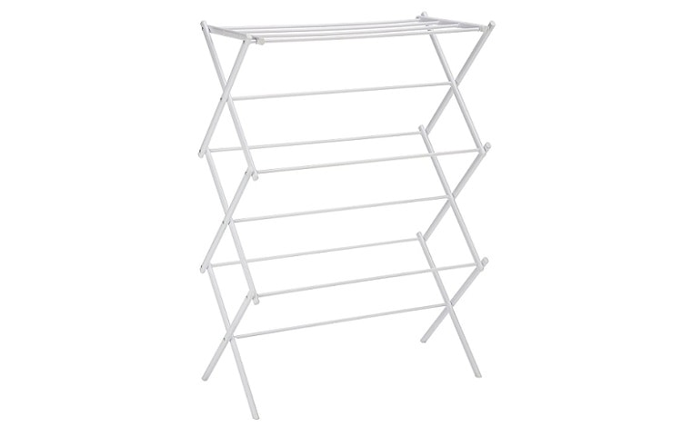 AmazonBasics Foldable Clothes Drying Laundry Rack Review