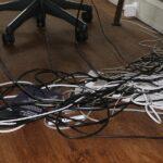 home cables management