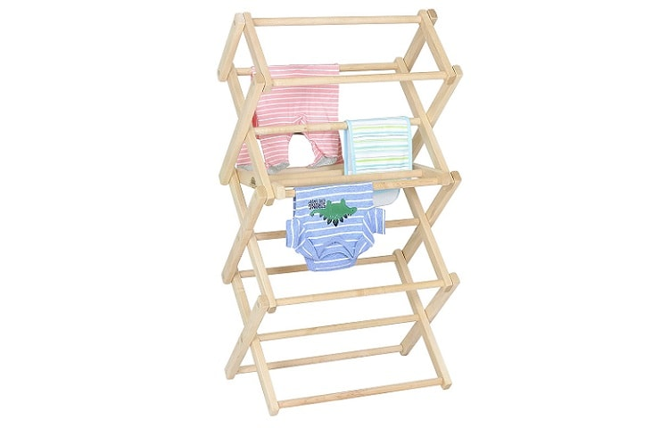 Pennsylvania Woodworks Clothes Drying Rack Review