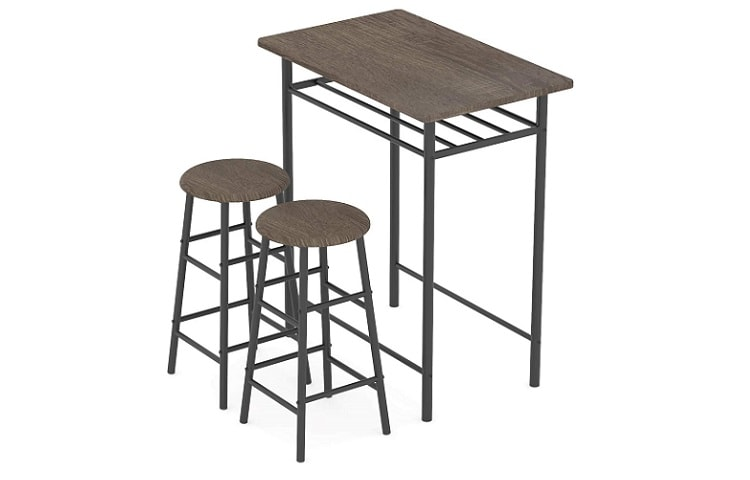 WeeHom 3 Pieces Bar Table Set Review
