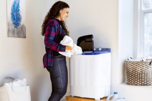 Best Mini Washing Machine: Save Space and Time