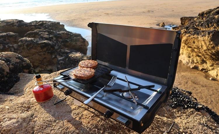 camping propane stove