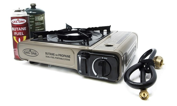 Gas ONE 3400P Dual Fuel Stove Review