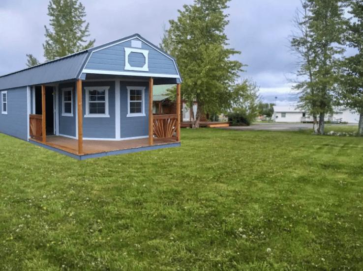 Idaho Tiny House