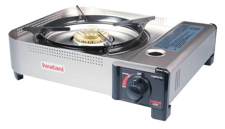 Iwatani 35FW butane stove Review