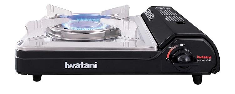 Iwatani VA-30 Single-Burner Butane Gas Stove Review
