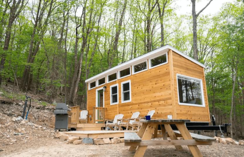 Mathias West Virginia Tiny Home