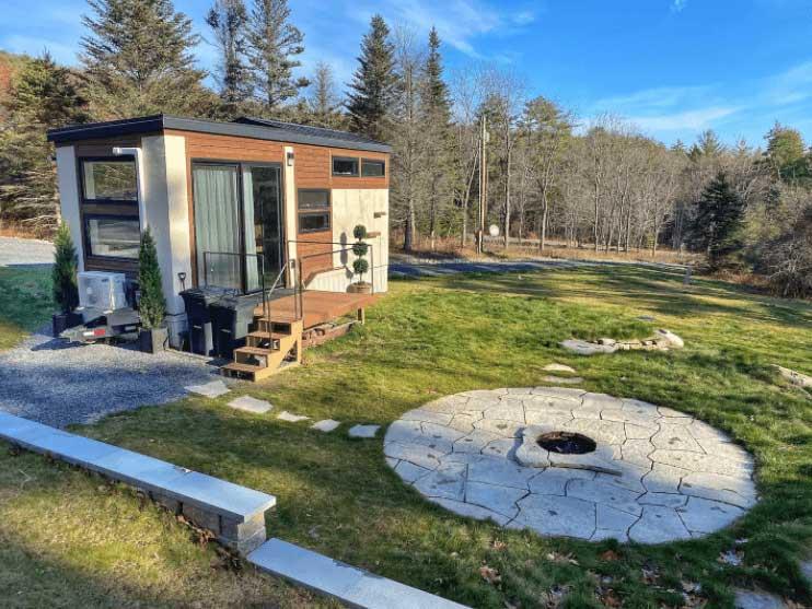 New Hampshire Tiny House