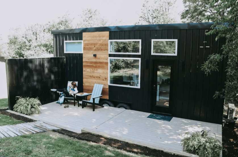 Ohio Tiny House
