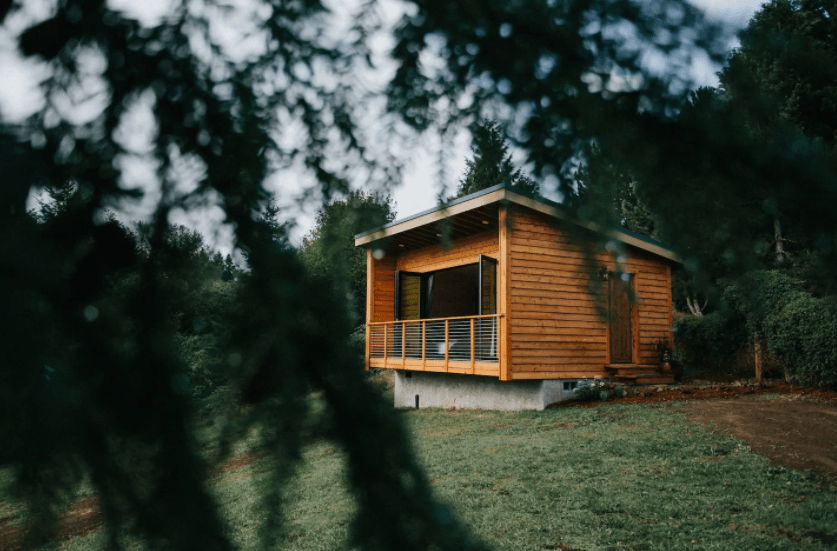 Mt Hood Tiny House