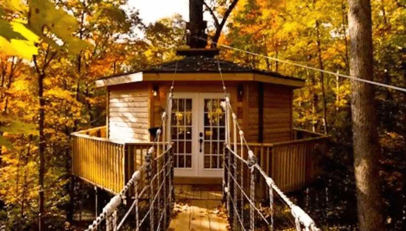 West Virginia tiny house