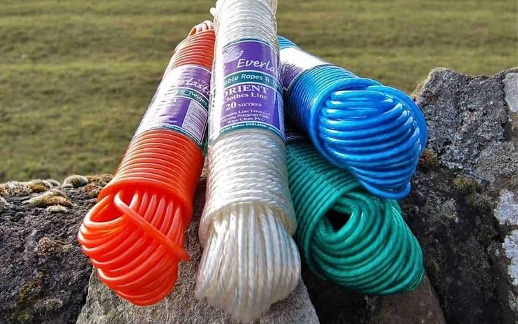 clothing ropes