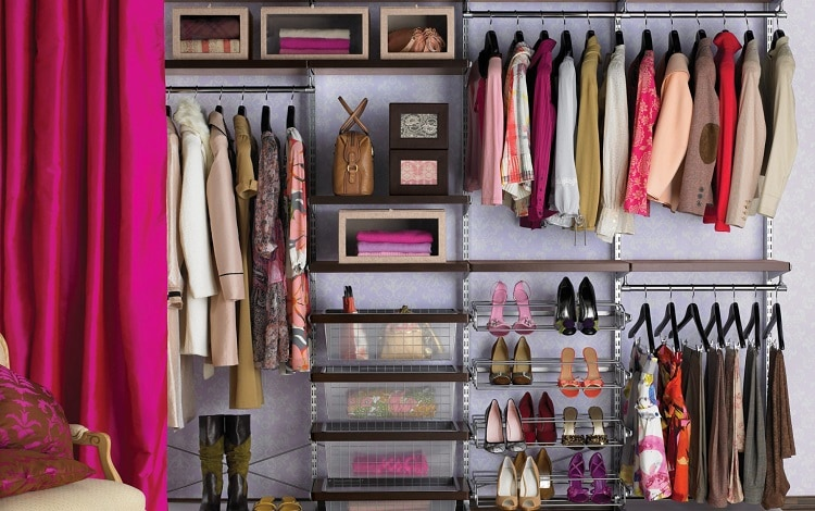 wardrobe decluttering tips