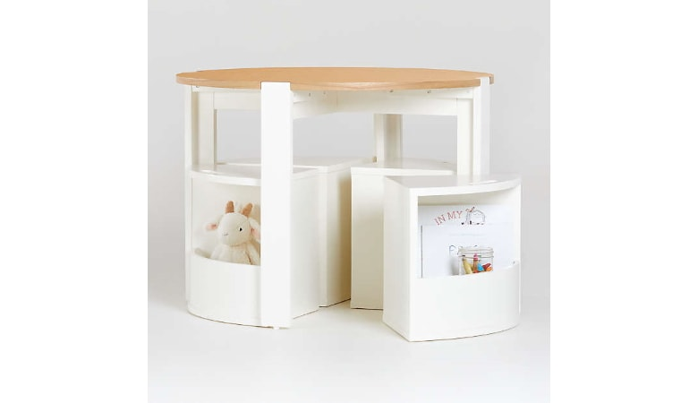 Play Table Chairs Set