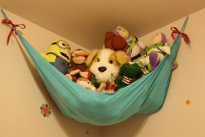 11 Practical Stuffed Animal Storage Ideas (That Are Still Totally Cute)