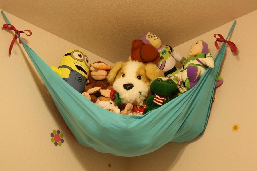 Stuffed Animal Storage Ideas