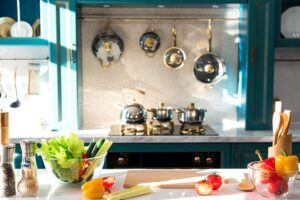 20 Ways To Make Extra Kitchen Counter Space