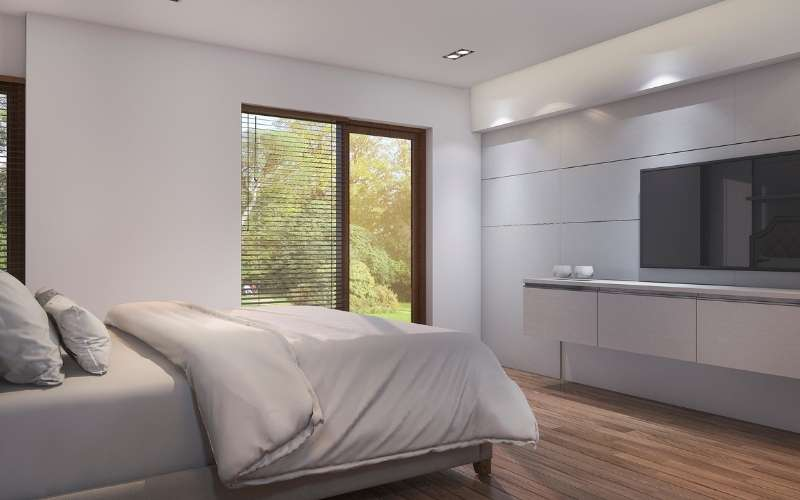 Can you put a tv in front of a window? This blog post aims to answer this question.