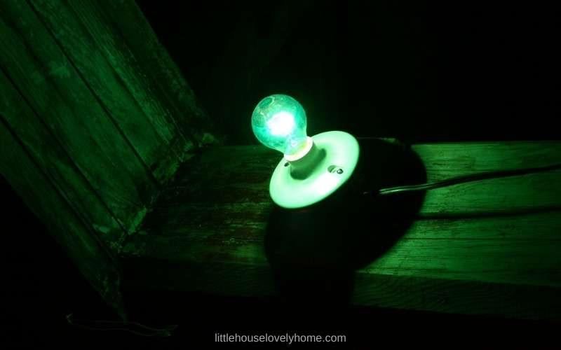 A green porch light can mean many things. We discuss the main reasons here.
